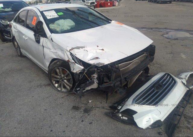 Inventory #451963662 2015 Hyundai SONATA