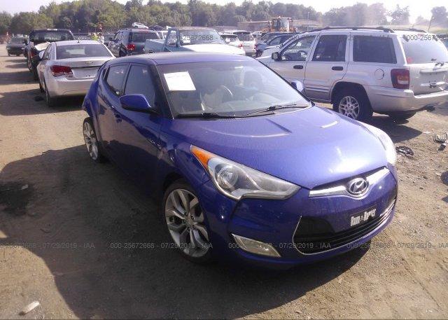 Inventory #837072076 2012 Hyundai VELOSTER