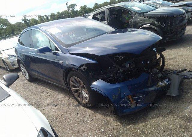 Inventory #548838347 2017 Tesla MODEL X