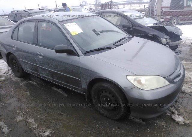 Inventory #978348930 2004 Honda CIVIC