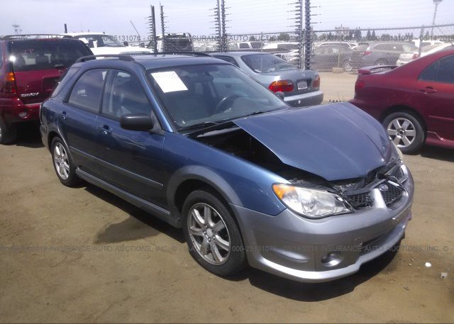 Inventory #505342050 2007 Subaru IMPREZA