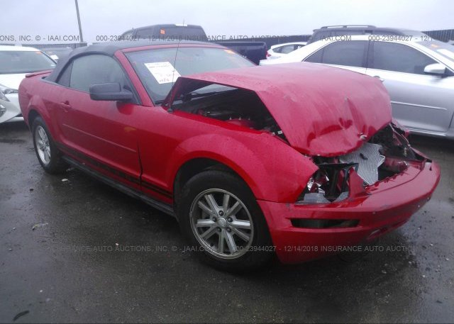 Inventory #140036563 2008 FORD MUSTANG