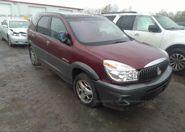 Inventory #798978603 2002 Buick RENDEZVOUS