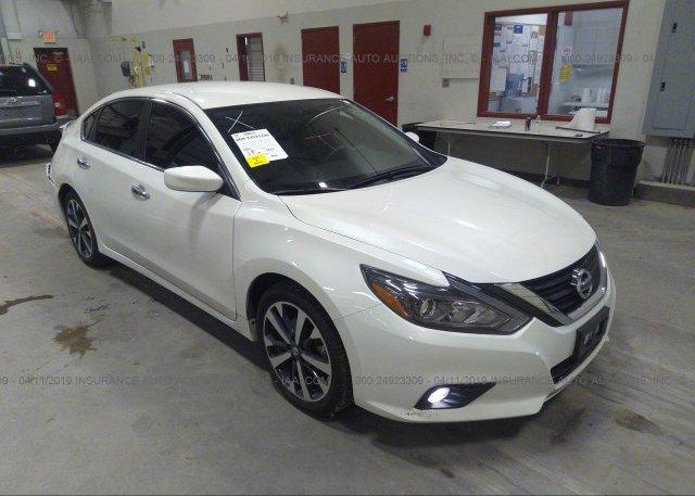 Inventory #295575780 2018 Nissan ALTIMA