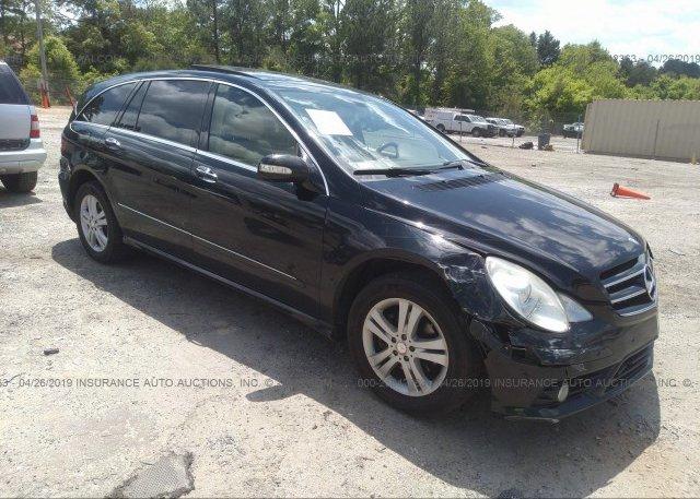 2009 Mercedes-benz R - 4JGCB65E99A091402