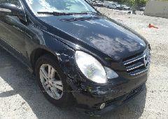 2009 Mercedes-benz R - 4JGCB65E99A091402 detail view