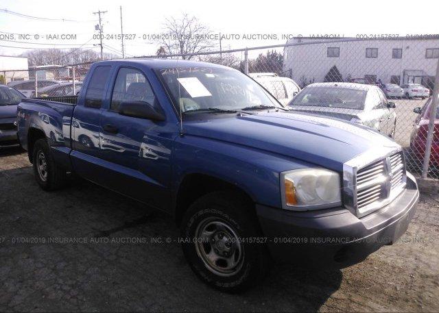 Inventory #311136347 2005 Dodge DAKOTA