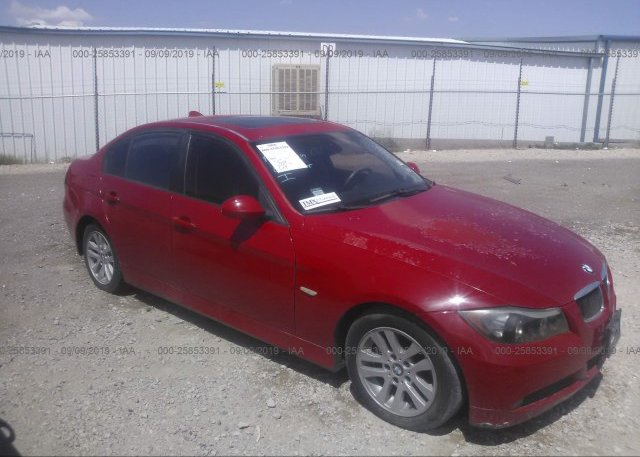 Inventory #870258013 2006 BMW 325