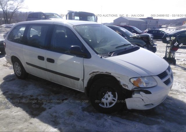 Inventory #443955700 2006 Dodge GRAND CARAVAN