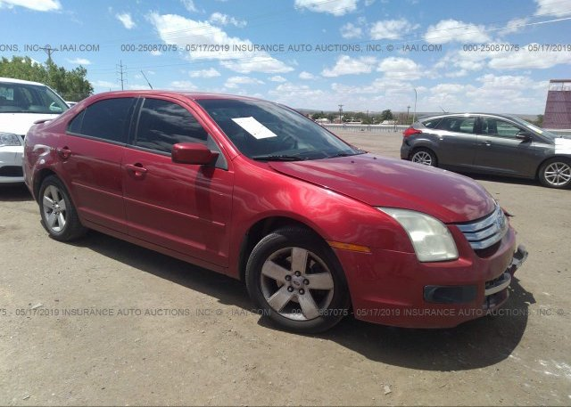 Fusion Auto Auction >> 3fahp07z98r169146 Salvage Red Ford Fusion At Albuquerque