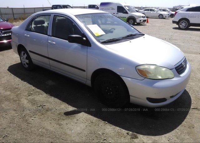 Inventory #259495505 2005 Toyota COROLLA