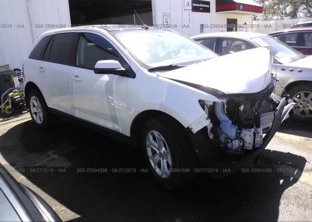 Inventory #900205275 2013 FORD EDGE