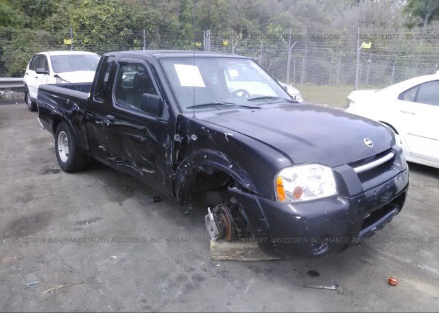 Inventory #553585630 2003 Nissan FRONTIER