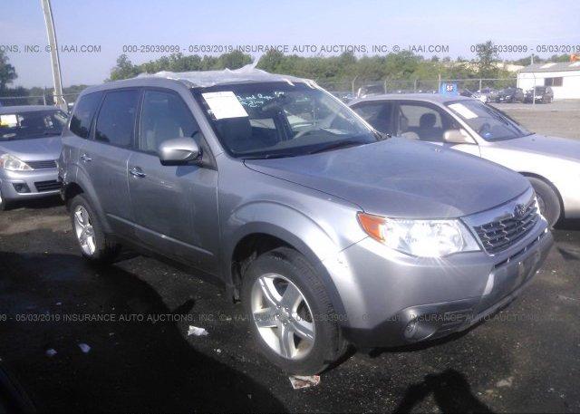 Inventory #424115119 2010 Subaru FORESTER