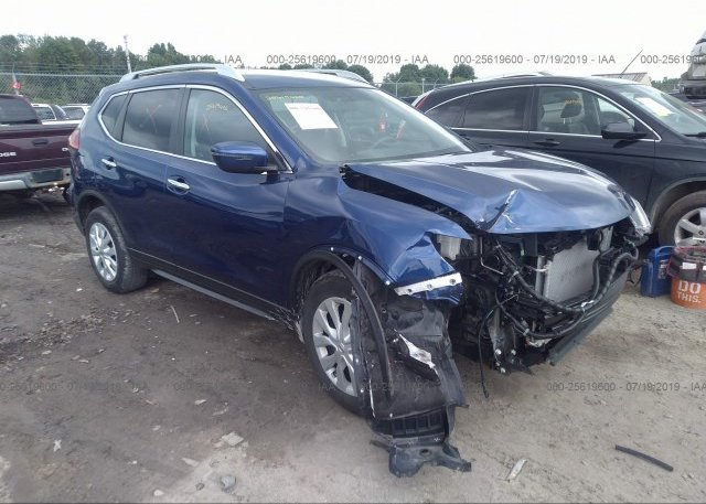 Inventory #163293539 2017 Nissan ROGUE
