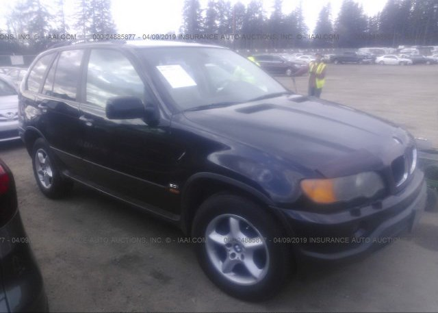 Inventory #651862165 2001 BMW X5