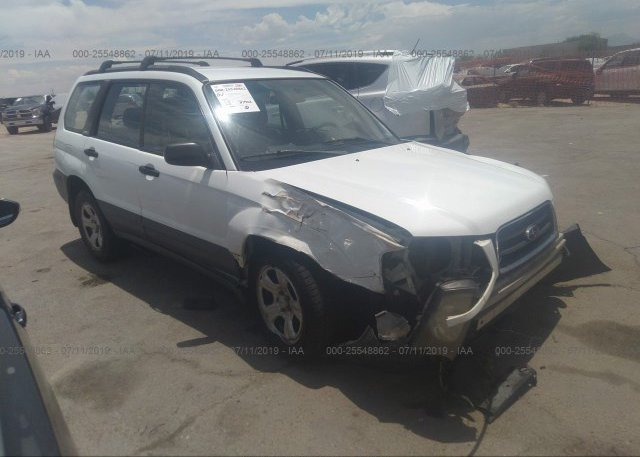 Inventory #417982877 2003 Subaru FORESTER