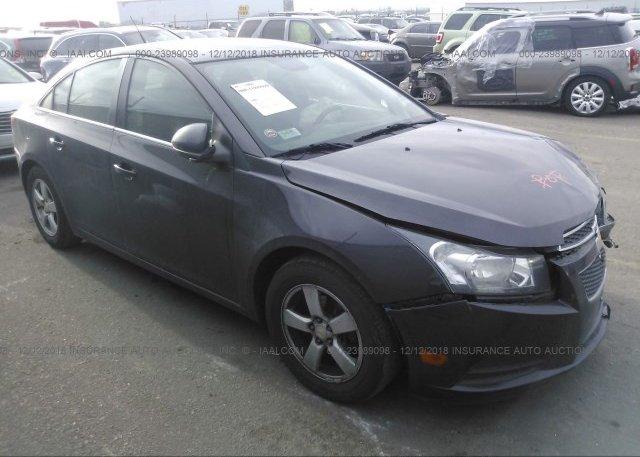 Inventory #393799969 2014 Chevrolet CRUZE
