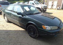 1999 Toyota CAMRY - 4T1BG22K9XU865675 Left View