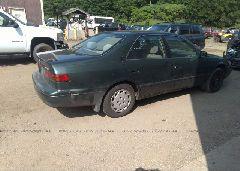 1999 Toyota CAMRY - 4T1BG22K9XU865675 rear view