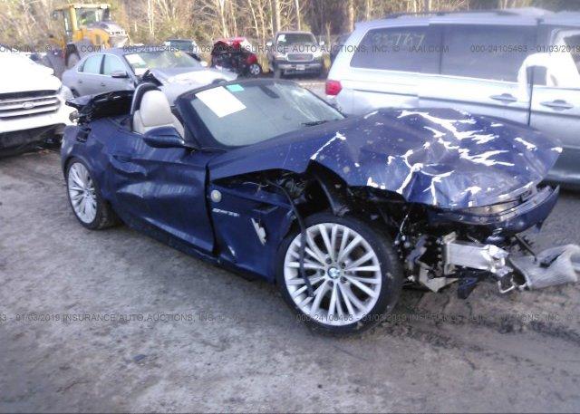 Inventory #148304894 2011 BMW Z4