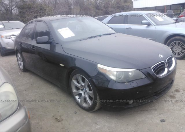 Inventory #627586493 2006 BMW 550