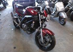 2007 Suzuki SV650