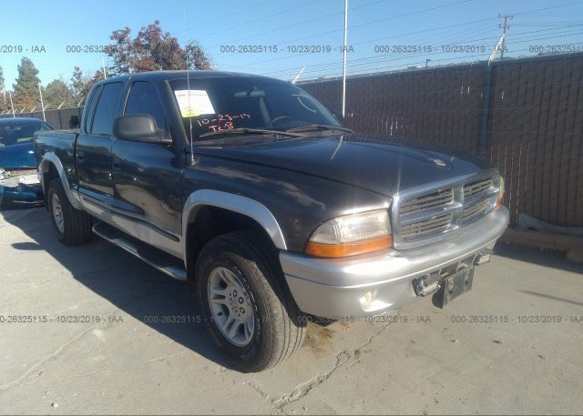 Inventory #829545298 2002 Dodge DAKOTA
