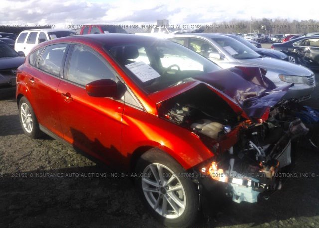 Inventory #589239270 2018 FORD FOCUS