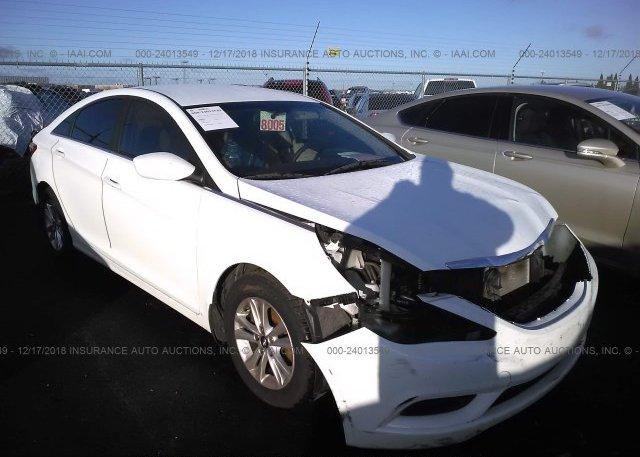 Inventory #922623859 2013 Hyundai SONATA