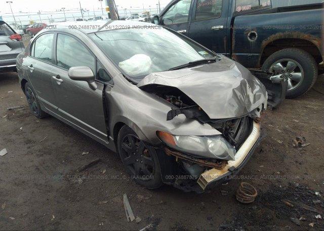 Inventory #323004010 2007 Honda CIVIC