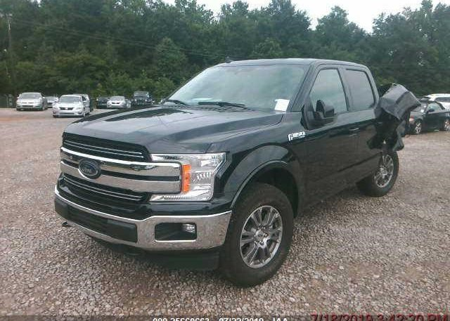 Inventory #715181079 2019 FORD F150