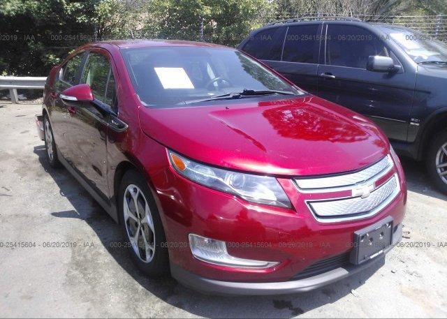 Inventory #239203351 2013 Chevrolet VOLT