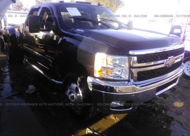 Inventory #534629150 2011 CHEVROLET SILVERADO