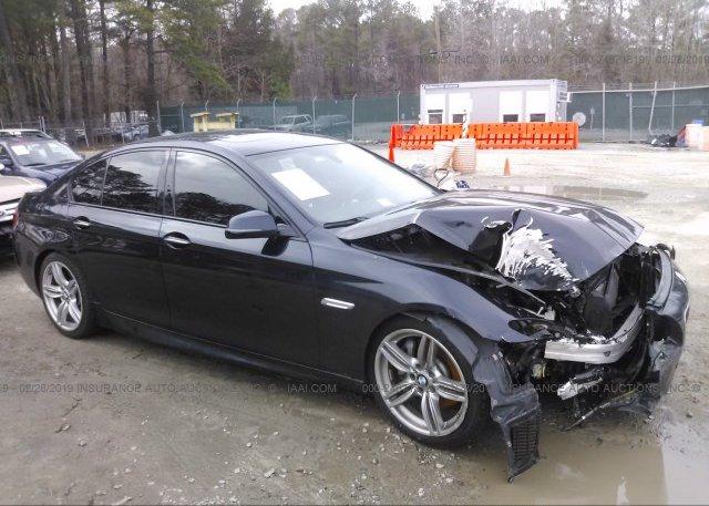 Inventory #124716033 2014 BMW 535