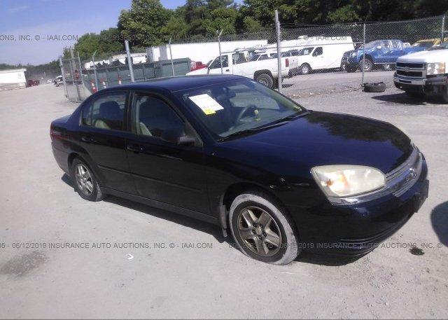 Inventory #353576385 2005 Chevrolet MALIBU