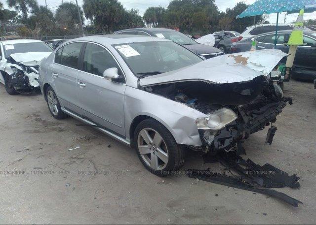 Inventory #814530713 2008 Volkswagen PASSAT