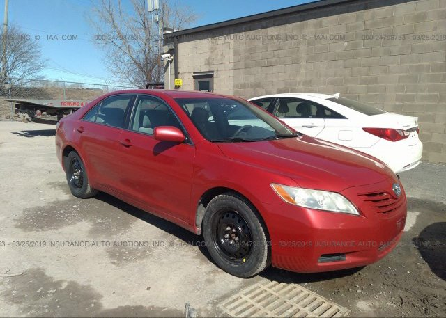 Inventory #417131224 2007 Toyota CAMRY NEW GENERAT