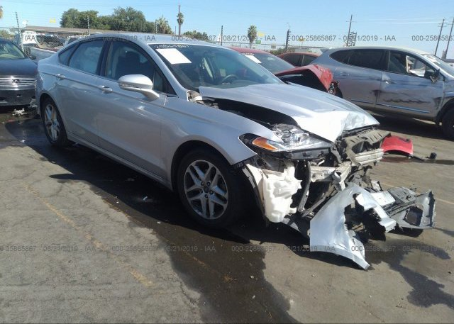 Inventory #168056501 2015 FORD FUSION