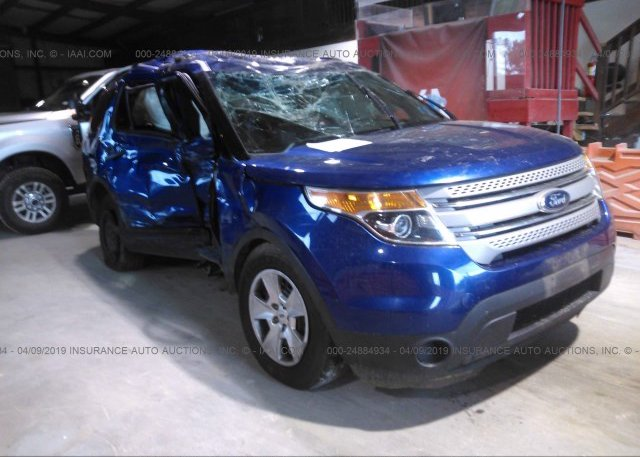 Inventory #476291972 2013 FORD EXPLORER