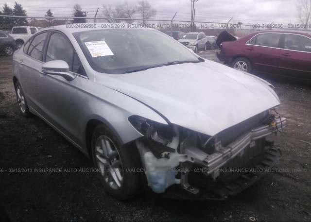 Inventory #942933669 2014 FORD FUSION