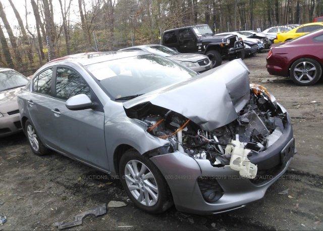 Inventory #555922056 2012 Mazda 3