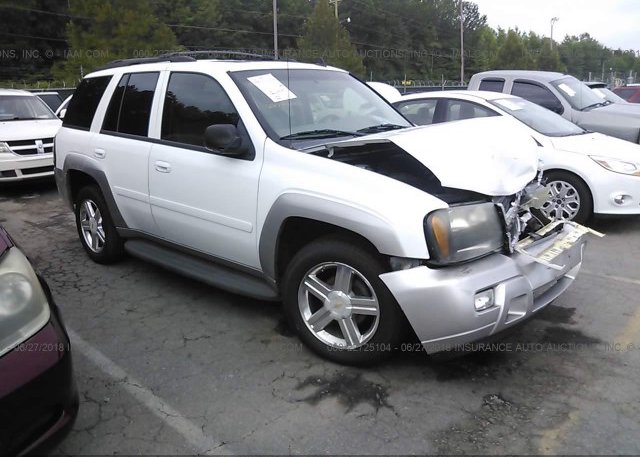 Inventory #604047675 2007 Chevrolet TRAILBLAZER