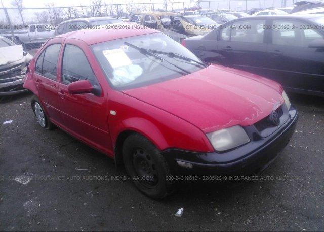 Inventory #526574531 2000 Volkswagen JETTA