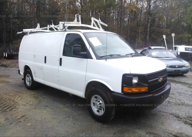 Inventory #176167162 2013 Chevrolet EXPRESS G2500