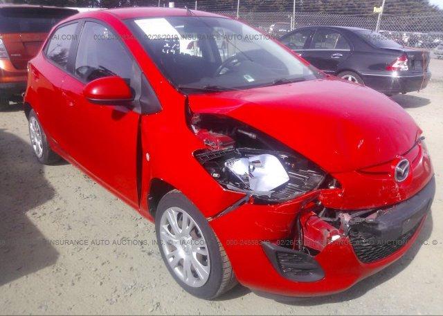 Inventory #634024413 2011 Mazda MAZDA2