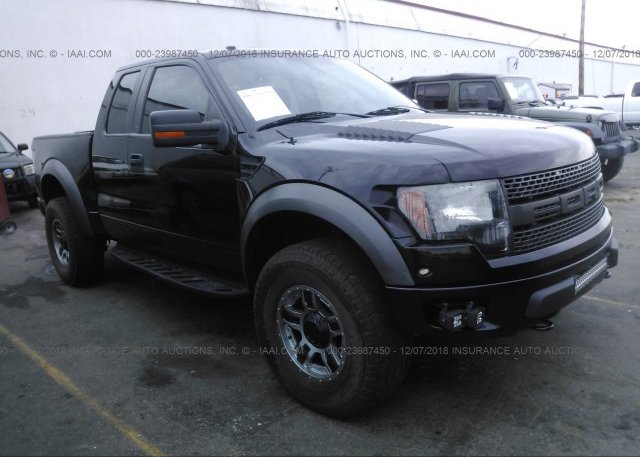 Inventory #543212277 2010 FORD F150