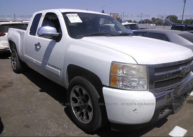 Inventory #478008385 2008 Chevrolet SILVERADO