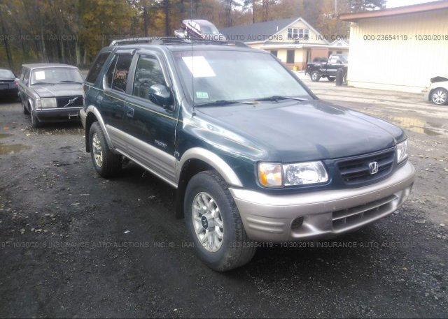 Inventory #341980755 2001 Honda PASSPORT