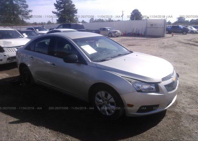 Inventory #517144248 2013 Chevrolet CRUZE